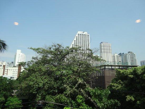 Woraburi Sukhumvit Hotel and Resort: View from room