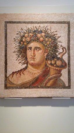 Museo Arqueologico Nacional: Mosaico romano