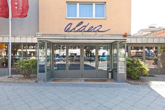 Novum Hotel Aldea Berlin Centrum: Hotelansicht