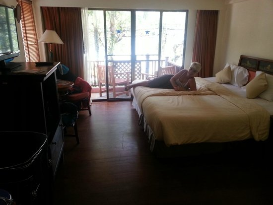 Patong Ocean Sea View Resort: Zimmer 431