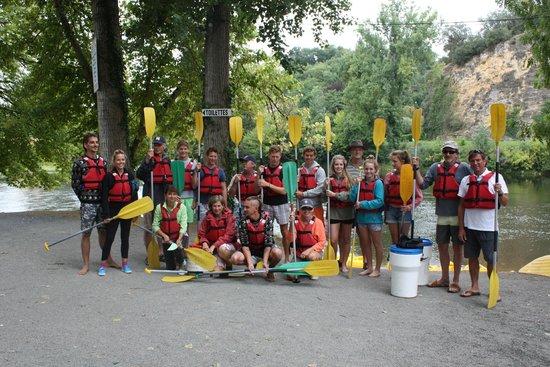 Maisons La Boissiere : Canoeing The Dordogne