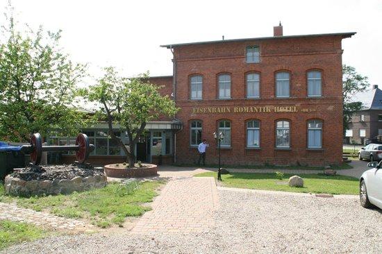 Meyenburg, Germany: Außenansicht