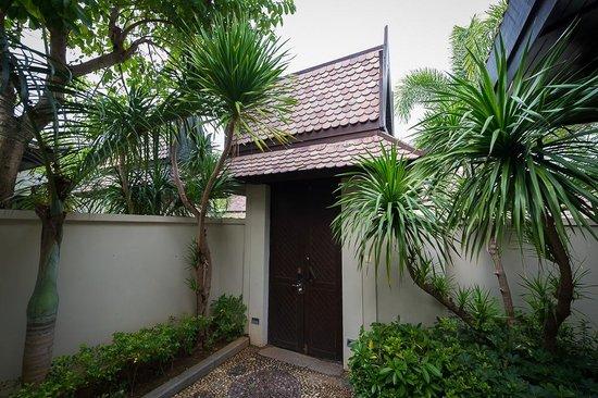 Pullman Sanya Yalong Bay Villas & Resort: Innenseite Eingang