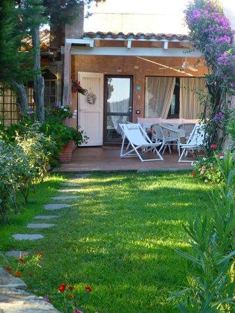 Hotel Ollastu Residence : Villa du resort