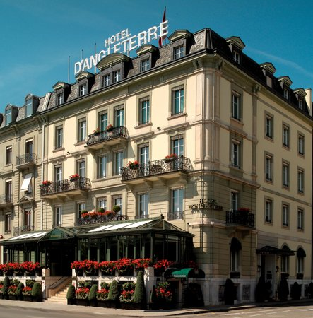 Photo of Hotel d'Angleterre Geneva