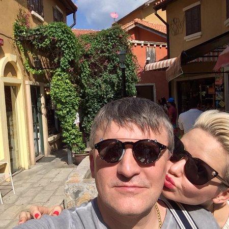 Palio Khao Yai: Selfi in Thai Italy