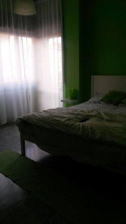 Pascia Room & Breakfast : Grüne Zimmer