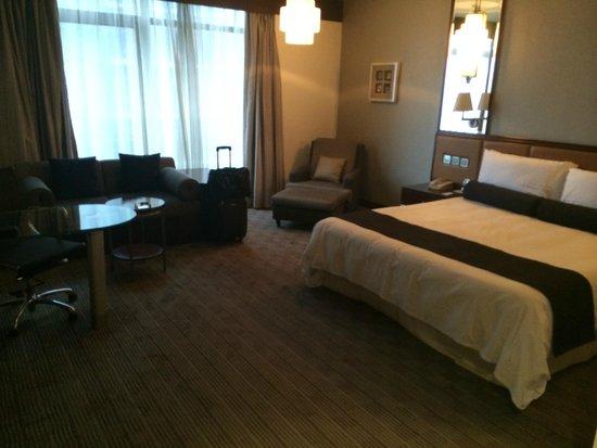 Hotel Nikko Tianjin : 室内