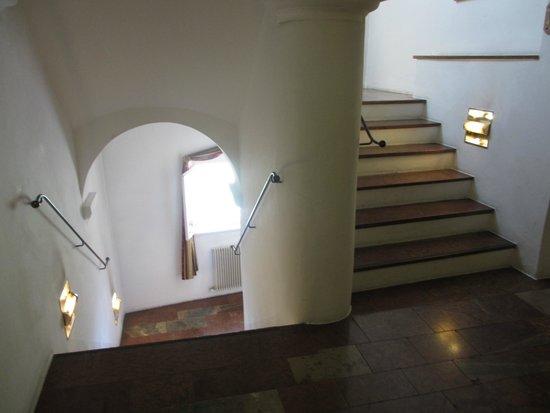 Radisson Blu Hotel Altstadt, Salzburg: Behindertengerechtes Hotel?