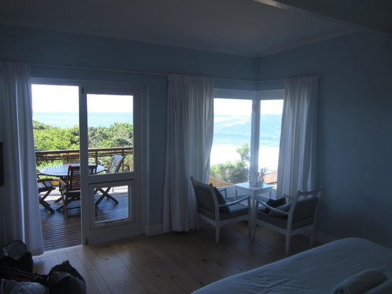 Beach Music : View from the bed