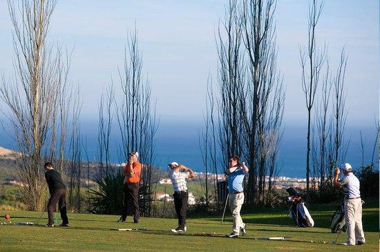 La Cala Golf : Golfers in practice