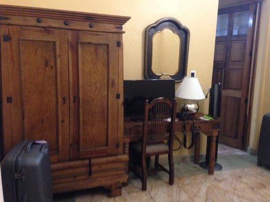 Hotel Aitana: Dettaglio camera