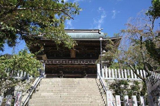 Mount Tsukuba: 筑波山神社