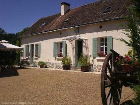 Noyant, Francja: La Coyere Gites