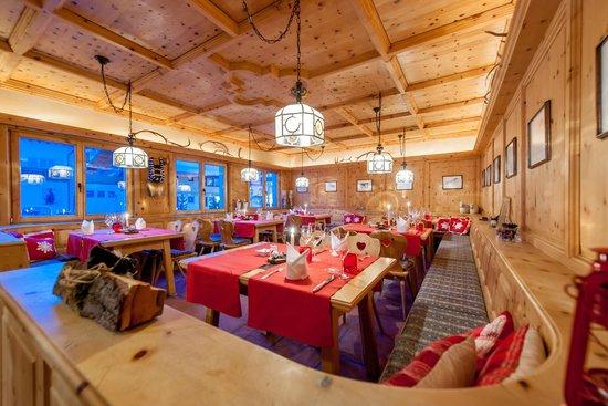 Hotel Silvretta: Bündner Stube