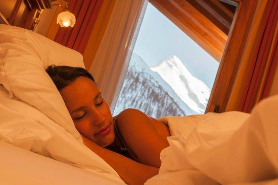 Hotel Silvretta: Doppelzimmer
