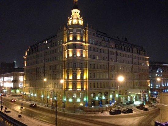 Hotel Baltschug Kempinski Moscow: Vue extérieure de l'hôtel