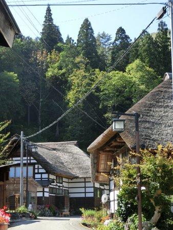 Maezawa Magariya Shuraku : 生活の場です