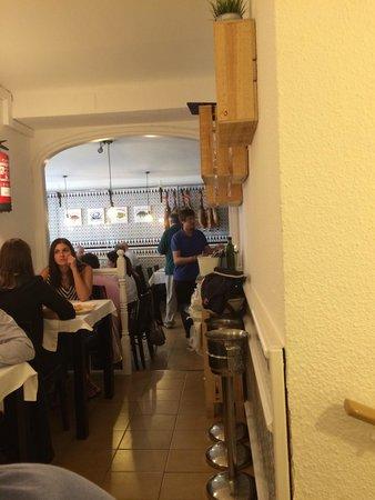 Taberna los olivares: Authentiek Spaans eten!