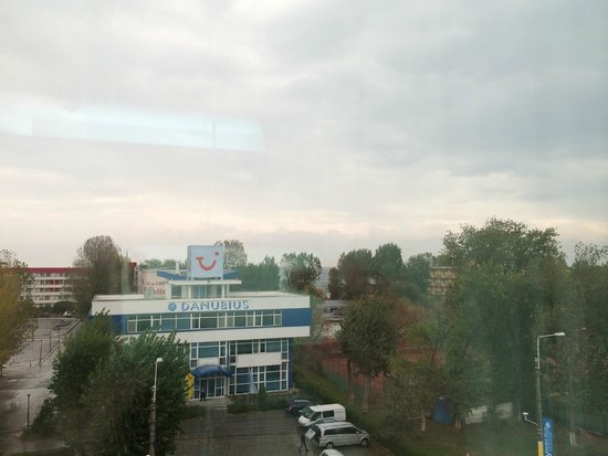 Splendid Hotel: the wiev from my window