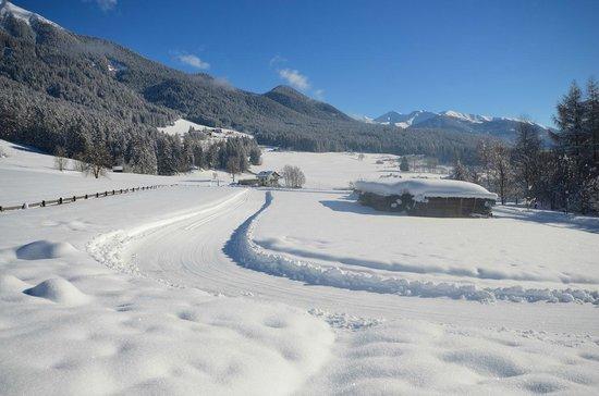 Hotel Tirolerhof: Langlauf ab Hotel