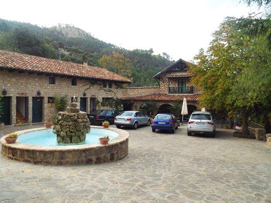 Hotel Rural La Calerilla: hotel entrance
