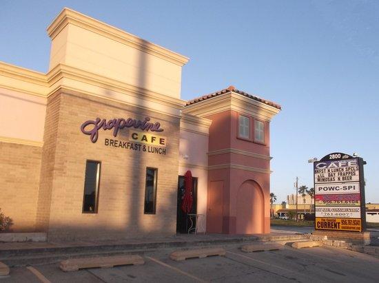 Grapevine Cafe & Coffeehouse: 16 de mayo 2014