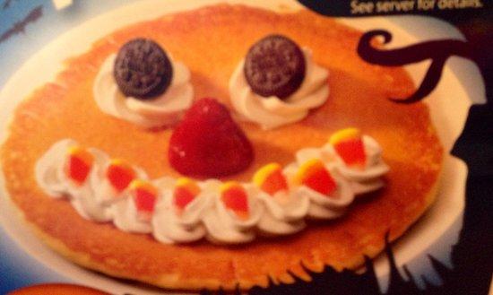 IHOP: Monster pancake