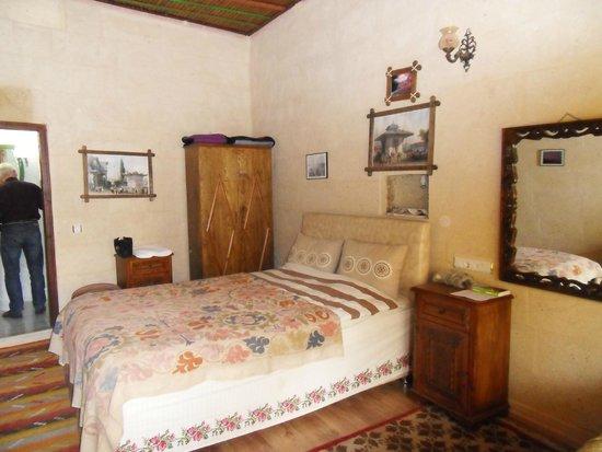 Pacha Hotel : une vue de la chambre