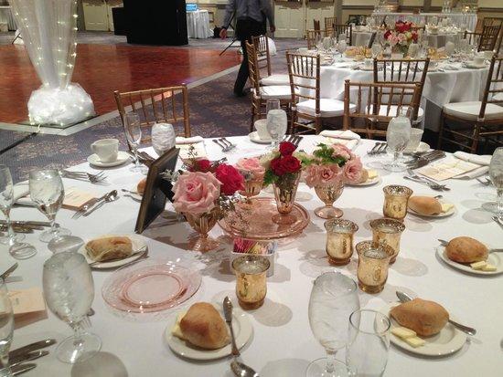 Ballroom Set Up For Wedding Picture Of Nittany Lion Inn State - Nittany lion inn dining room