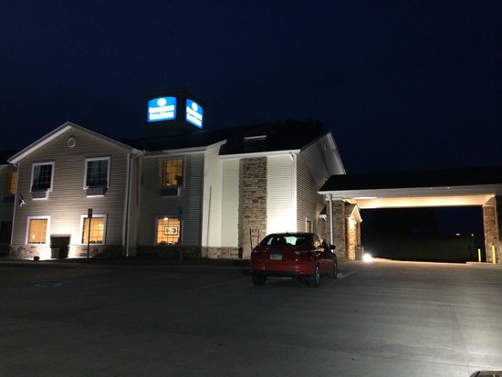 Cobblestone Hotel and Suites Punxsutawney
