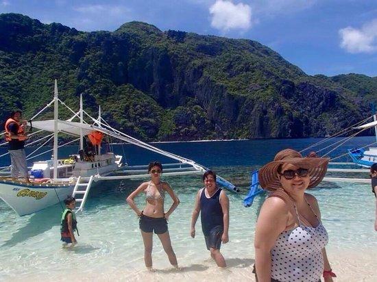 Anang Balay Turista: Anang Boat
