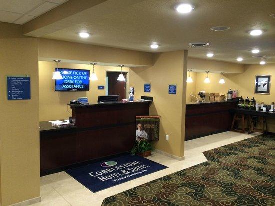 코블스톤 호텔 & 스위트 -- 펑수토니, 펜실베이니아