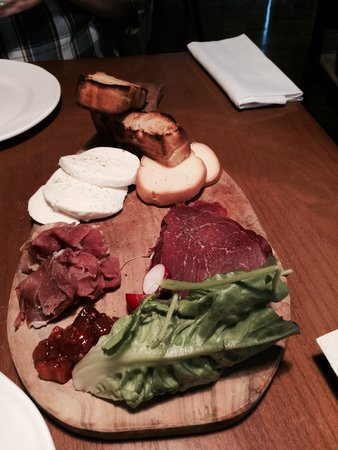 Gusto Liverpool: Selection from the deli