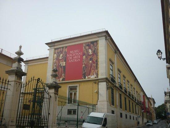 National Museum of Ancient Art: Museu Nacional Arte Antiga
