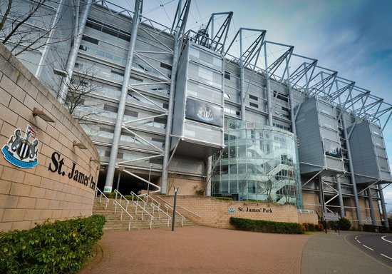Newcastle upon Tyne, UK: St James' Park