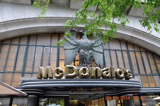 Porto Free Walking Tour: Porto Imperial McDonalds