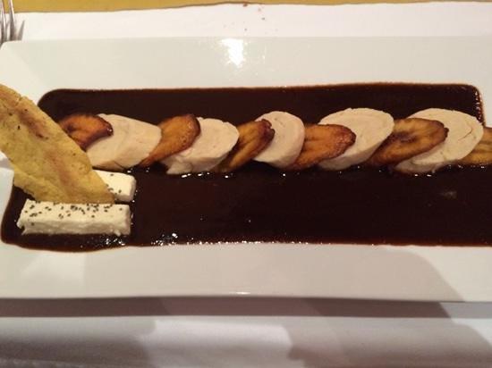 Tierra y Cielo Restaurante : El Mole