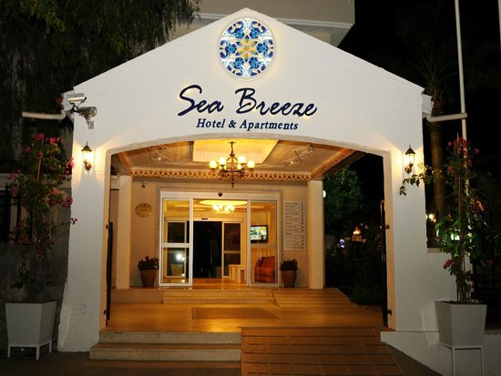 ‪Sea Breeze Apart Hotel‬