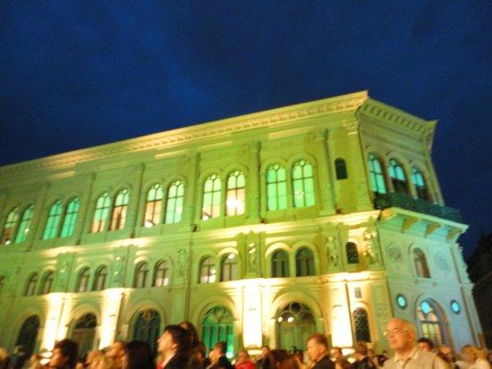 Art Museum RIGA BOURSE : Биржа в Дни города
