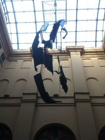Art Museum RIGA BOURSE : Гондола