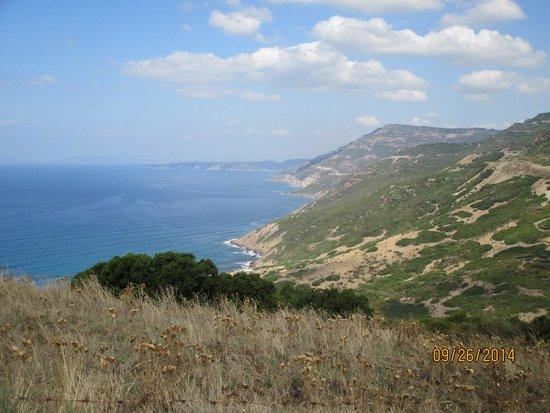 Cicloposse: Alghero to Bosa coastline ride
