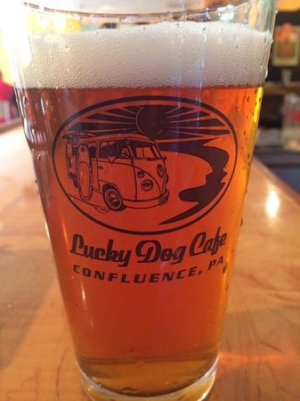 Lucky Dog Cafe: Craft Beers Galore