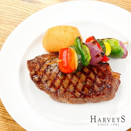 Harvey's Marinated Ribeye