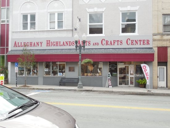 Clifton Forge, Virginie : Alleghany Highlands Arts and Crafts Center