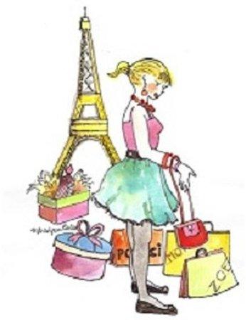 Un apres-midi de Parisienne