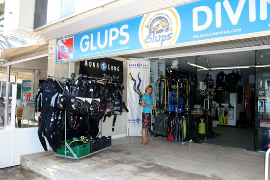 Glups Diving Cambrils