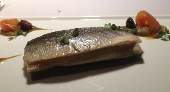 Waterbiscuit: Sea Bass