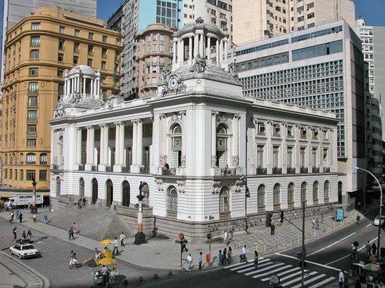 Palacio Pedro Ernesto - Camara Municipal do Rio de Janeiro