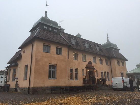 Sastaholm Hotell & Konferens : The main building